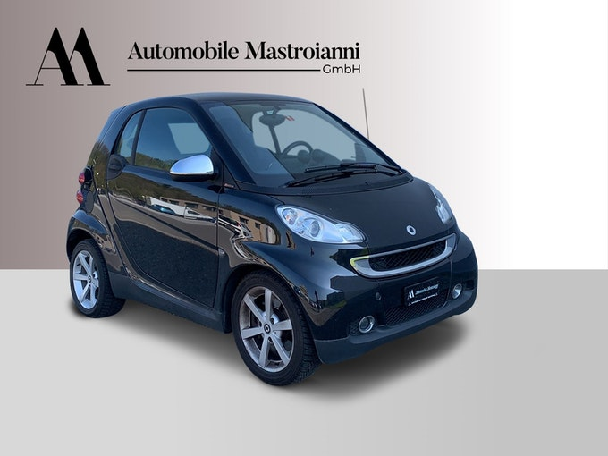 Smart Fortwo Coupé 1000 71 swiss edition 10 mhd 159'800 km 3'990 CHF - buy on carforyou.ch - 1