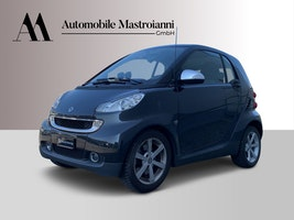 Smart Fortwo Coupé 1000 71 swiss edition 10 mhd 159'800 km 3'990 CHF - buy on carforyou.ch - 3