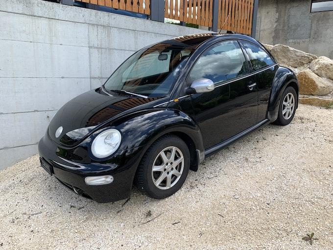VW Beetle 1.8 20V Turbo 214'000 km 2'000 CHF - acheter sur carforyou.ch - 1