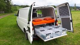 VW T5 Kaw. 3400 2.0 TDI 180 4motion 220'000 km 15'900 CHF - kaufen auf carforyou.ch - 2