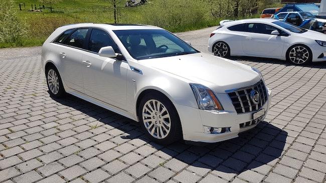 Cadillac CTS Sport Wagon 3.6 Sport Luxury AWD 189'500 km 9'500 CHF - buy on carforyou.ch - 1