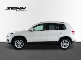 VW Tiguan 2.0 TDI BMT Design 4Motion 144'000 km 13'950 CHF - buy on carforyou.ch - 2