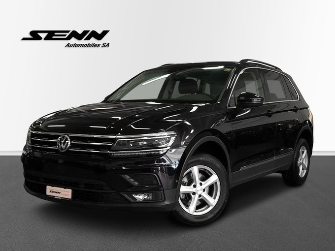 VW Tiguan 1.4TSI Comfortline 4Motion 55'300 km 25'950 CHF - buy on carforyou.ch - 1