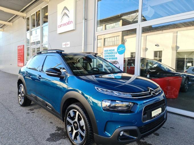 Citroën C4 Cactus 1.5 BlueHDi 120PS Shine 25'500 km CHF19'900 - buy on carforyou.ch - 1