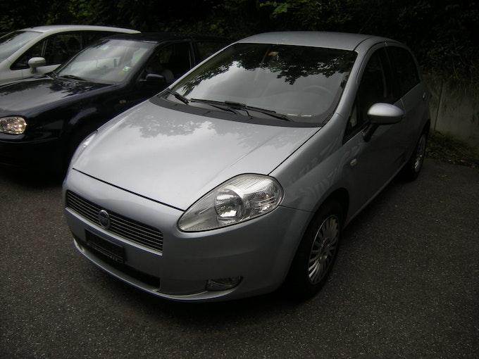 Fiat Punto 1.4 16V Dynamic 166'000 km 1'500 CHF - buy on carforyou.ch - 1