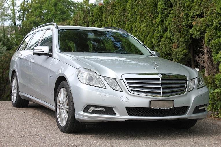 Mercedes-Benz E-Klasse E 350 CDI BlueEff. Avantgarde 4Matic 7G-Tronic 173'000 km 12'900 CHF - buy on carforyou.ch - 1