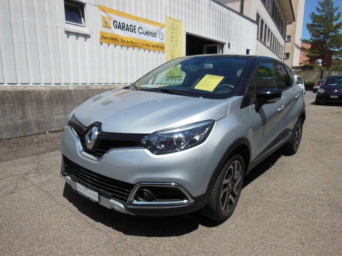 Renault Captur 1.2 TCe Outdoor EDC S/S 25'250 km 14'900 CHF - acheter sur carforyou.ch - 1