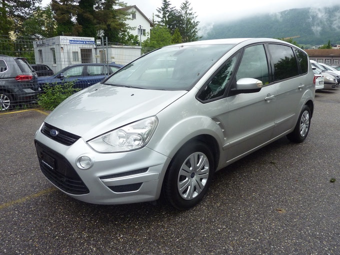 Ford S-Max 2.0 TDCi Carving PowerShift 236'000 km 3'900 CHF - buy on carforyou.ch - 1