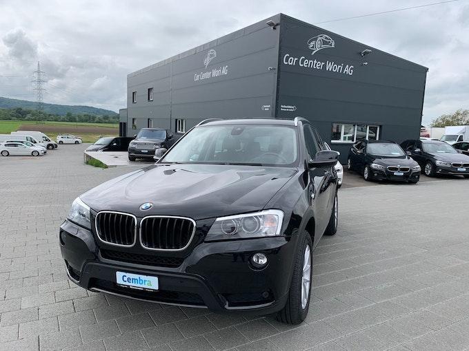 BMW X3 xDrive 20d Steptronic 93'000 km 18'500 CHF - buy on carforyou.ch - 1
