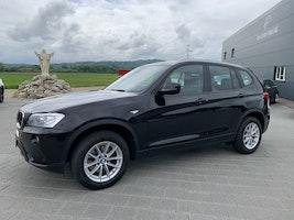 BMW X3 xDrive 20d Steptronic 93'000 km 18'500 CHF - buy on carforyou.ch - 2
