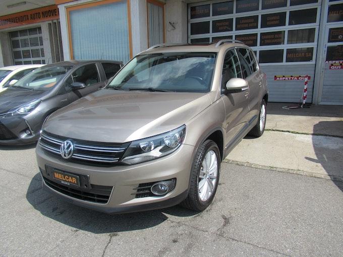 VW Tiguan 1.4 TSI Sport&Style 4Motion 101'400 km 12'800 CHF - buy on carforyou.ch - 1