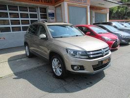 VW Tiguan 1.4 TSI Sport&Style 4Motion 101'400 km 12'800 CHF - buy on carforyou.ch - 2