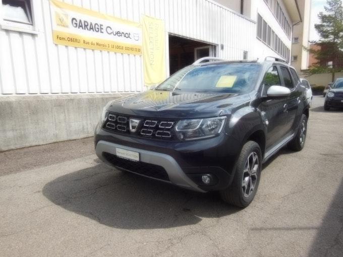 Dacia Duster 1.2 TCe Prestige 4WD 44'400 km 14'900 CHF - acheter sur carforyou.ch - 1