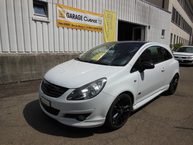Opel Corsa 1.4i 16V TP Enjoy 126'000 km 4'700 CHF - acheter sur carforyou.ch - 1