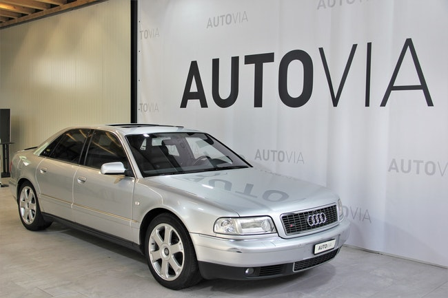 Audi A8 / S8 S8 4.2 quattro 212'980 km 9'890 CHF - acquistare su carforyou.ch - 1