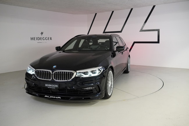 BMW Alpina B5 BiTurbo Touring 4.4 V8 xDrive Switch-Tronic 17'400 km 139'999 CHF - kaufen auf carforyou.ch - 1