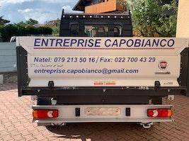 Fiat Ducato 250 17 Kab.-Ch. 3800 2.3 MJ 3'000 km 49'000 CHF - acquistare su carforyou.ch - 2