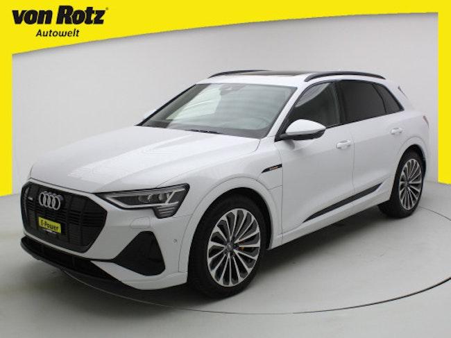 Audi e-tron 55 S Line qu 14'500 km 79'950 CHF - kaufen auf carforyou.ch - 1