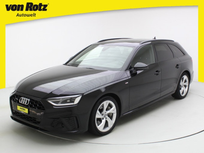 Audi A4 Avant 45 TDI S line qu 26'100 km 46'700 CHF - buy on carforyou.ch - 1