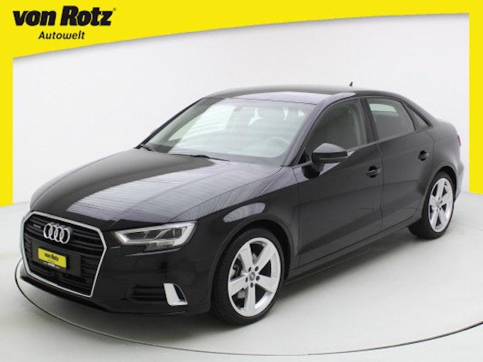 Audi A3 40 TFSI Sport quattro 18'100 km 34'950 CHF - buy on carforyou.ch - 1
