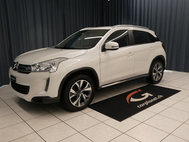 Citroën C4 Aircross 1.6 HDi 115 Exclusive 4WD S/S 105'000 km 9'900 CHF - buy on carforyou.ch - 1
