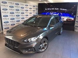 Ford Focus Station Wagon 1.0i EcoB 125 ST-Line 18'000 km 23'900 CHF - buy on carforyou.ch - 2