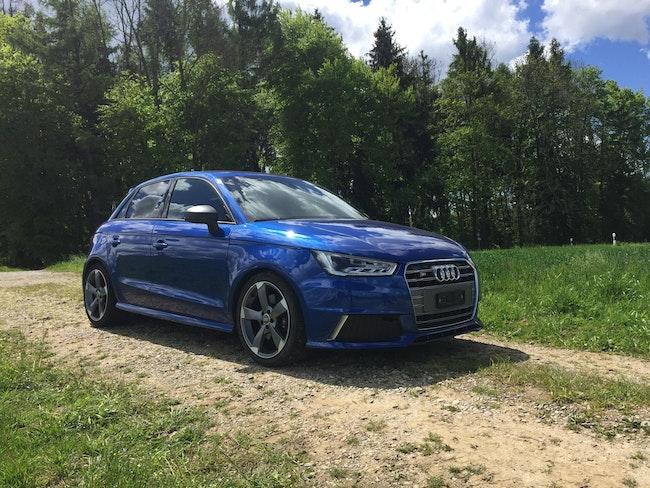 Audi S1 Sportback 2.0 TFSI quattro 135'000 km 17'900 CHF - acquistare su carforyou.ch - 1