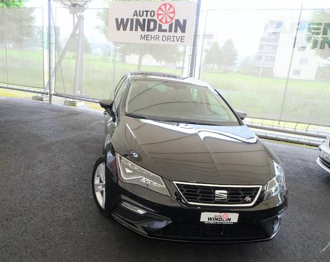 SEAT Leon 1.5 TSI 150 ACT FR DSG 16'967 km 26'700 CHF - buy on carforyou.ch - 1
