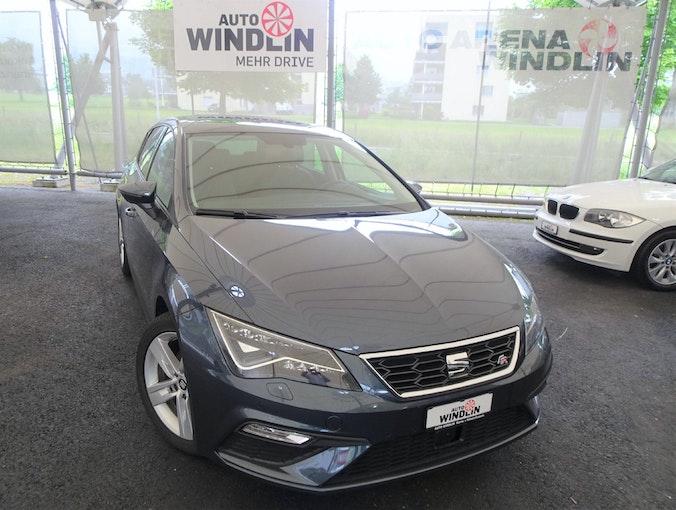 SEAT Leon 1.5 TSI 150 ACT FR DSG 13'406 km 26'700 CHF - buy on carforyou.ch - 1