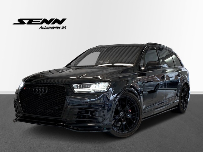 Audi SQ7 4.0 TDI quattro tiptronic 47'000 km 95'950 CHF - acquistare su carforyou.ch - 1