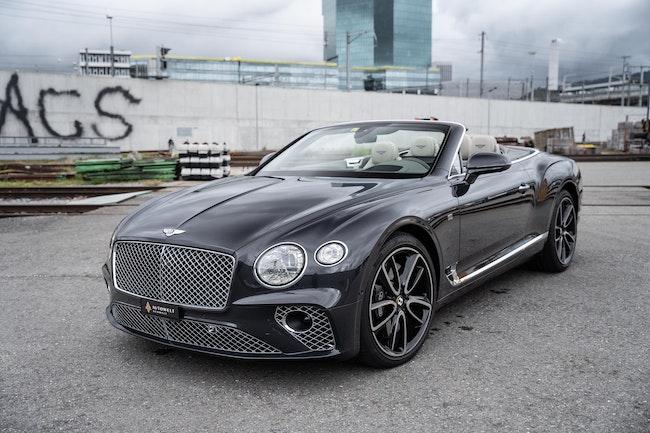 Bentley Continental GTC 6.0 W12 1. Ed. 5'900 km 309'000 CHF - acheter sur carforyou.ch - 1