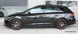 SEAT Leon CupraR Sportstourer DSG 17'900 km 37'900 CHF - buy on carforyou.ch - 3