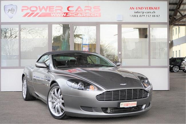 Aston Martin DB9/DBS DB9 Volante Touchtronic 2 50'000 km 47'900 CHF - buy on carforyou.ch - 1
