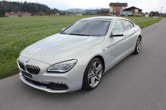 BMW 6er 640d Gran Coupé * Standheizung * 162'000 km 29'900 CHF - acheter sur carforyou.ch - 1