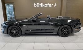 Ford Mustang Convertible 5.0 V8 GT 5'000 km 66'900 CHF - buy on carforyou.ch - 2