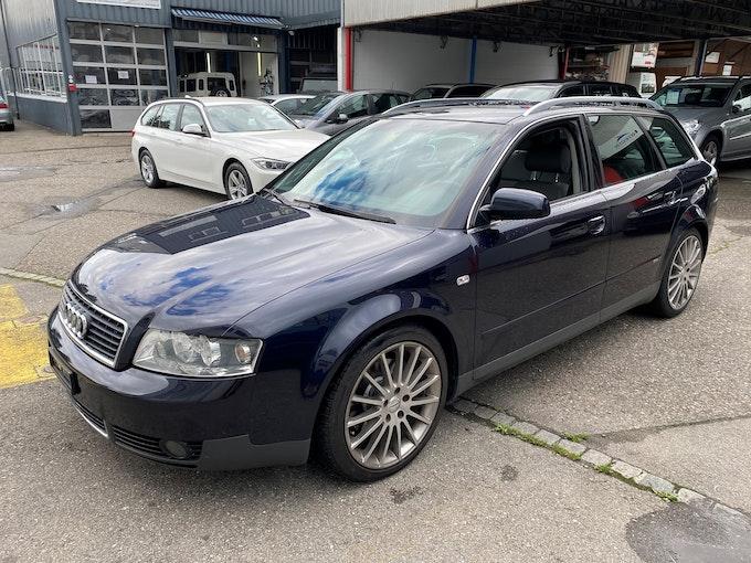 Audi A4 Avant 1.8 T 242'000 km 2'900 CHF - buy on carforyou.ch - 1