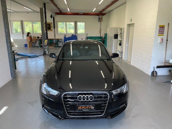 Audi A5 Coupé 2.0 TDI quattro S-tronic 106'000 km 19'500 CHF - buy on carforyou.ch - 1
