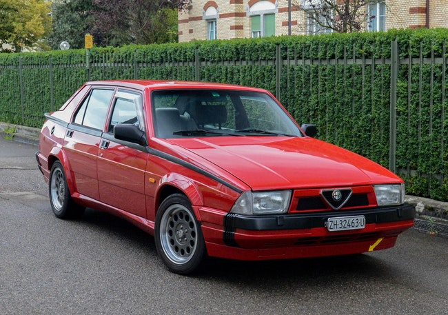 Alfa Romeo 75 3.0 America 160'000 km CHF19'900 - kaufen auf carforyou.ch - 1