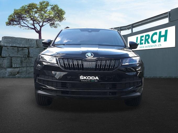 Skoda Karoq 1.5 TSI ACT SportLine DSG 100 km 43'120 CHF - buy on carforyou.ch - 1
