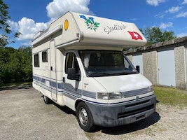 Fiat Ducato 14 Kab.-Ch. 2850 2.8 D 124'200 km 14'999 CHF - buy on carforyou.ch - 3
