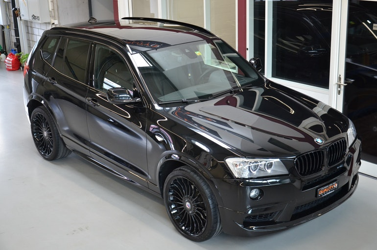 BMW Alpina XD3 Switch-Tronic 195'000 km CHF25'999 - acheter sur carforyou.ch - 1