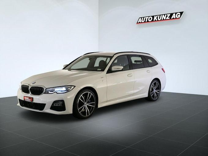 BMW 3er 330 d xDriveTouring M Sport xDrive Mild Hybrid Aut. 6'684 km 51'889 CHF - buy on carforyou.ch - 1