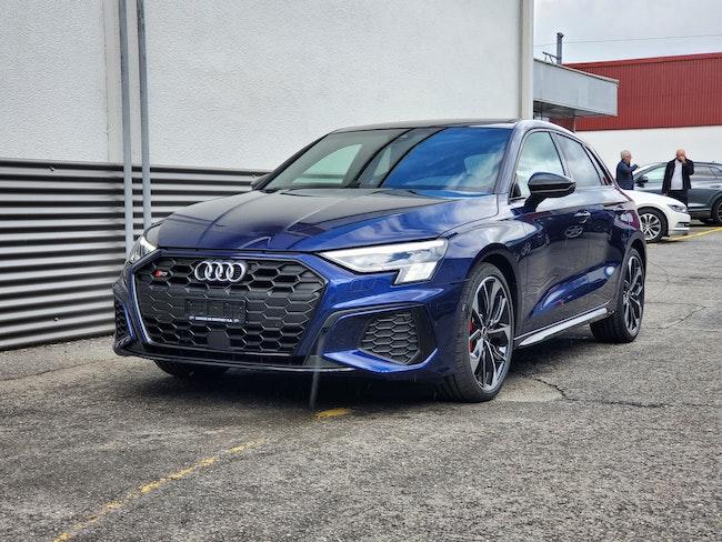 Audi S3 Sportback 2.0 TFSI quattro S-tronic 30 km 73'300 CHF - buy on carforyou.ch - 1