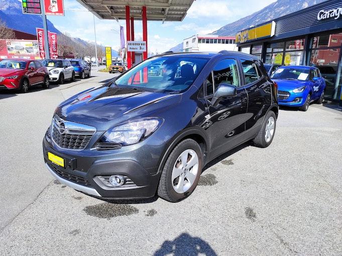 Opel Mokka 1.4i 16V Turbo Drive 2WD 50'900 km 13'500 CHF - acheter sur carforyou.ch - 1