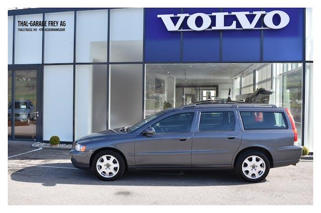 Volvo V70 2.4 Bi-Fuel Momentum 232'600 km CHF9'800 - buy on carforyou.ch - 1