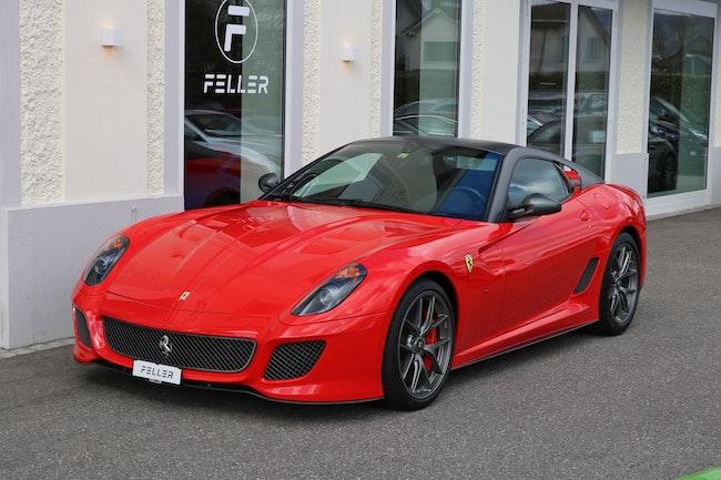 Ferrari 599 GTO 6'900 km CHF598'500 - acheter sur carforyou.ch - 1