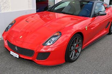 Ferrari 599 GTO 6'900 km CHF598'500 - acheter sur carforyou.ch - 3