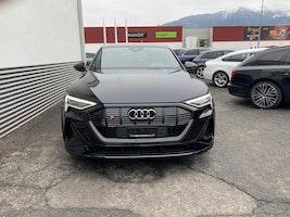 Audi e-tron S Sportback quattro 35 km 124'800 CHF - acheter sur carforyou.ch - 2