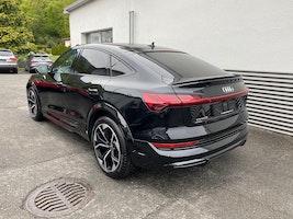 Audi e-tron S Sportback quattro 35 km 124'800 CHF - acheter sur carforyou.ch - 3
