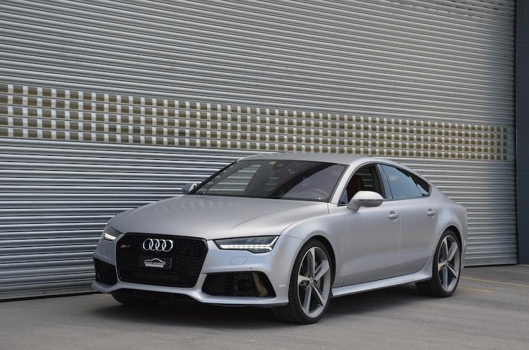 Audi S7 / RS7 RS7 Sportback 4.0 TFSI V8 performance quattro 59'900 km CHF69'900 - kaufen auf carforyou.ch - 1
